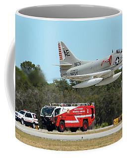 A-4 / Firetruck Coffee Mug