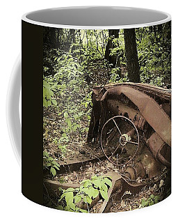 Old Car Coffee Mugs