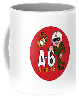A-6 Intruder Coffee Mug