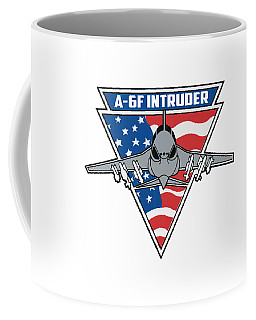 A-6f Intruder Coffee Mug