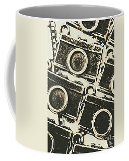 A Background In Photography Coffee Mug