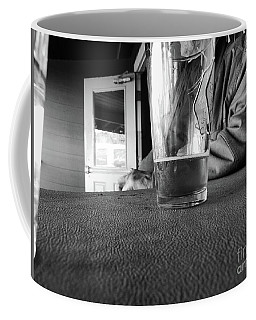 Coffee Mug featuring the photograph A Bad Dream by Rosanne Licciardi