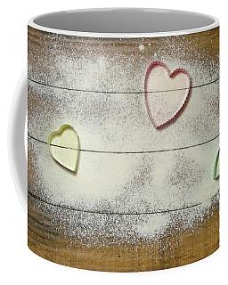 A Baker's Heart Coffee Mug by Liz Masoner