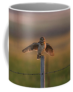 A Balancing Act Coffee Mug