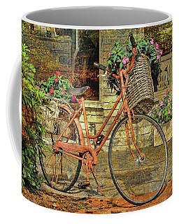 A Basketful Of Spring Coffee Mug