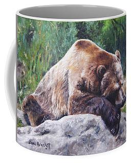 A Bear Of A Prayer Coffee Mug