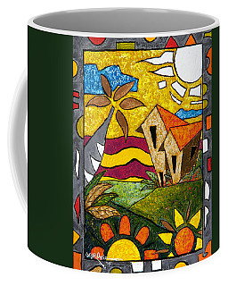 A Beautiful Day Coffee Mug