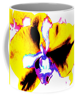 A Beautiful Orchid Coffee Mug