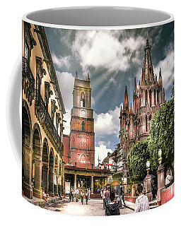 A Beautiful Walk #2 Coffee Mug