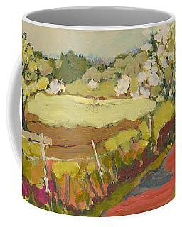 A Bend In The Road Coffee Mug