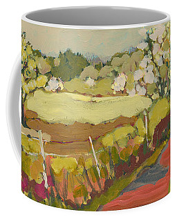 A Bend In The Road Coffee Mug