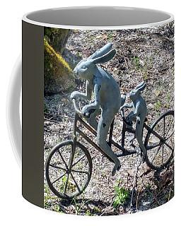 A Bicycle Built For Two Coffee Mug