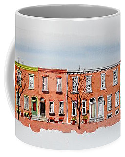 A Bit Of Scott Street  7x30 Coffee Mug