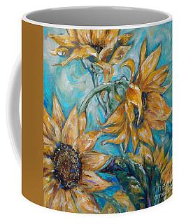 A Bit Of Sunshine Coffee Mug