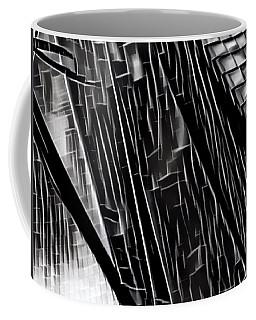 A Black-and-white Cookie Coffee Mug
