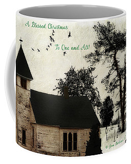 A Blessed Christmas... Coffee Mug