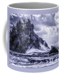 A Blustery Day Coffee Mug