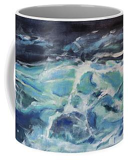 A Boiling Sea Coffee Mug