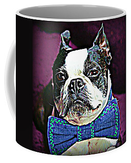 A Boston Named Shorty Coffee Mug