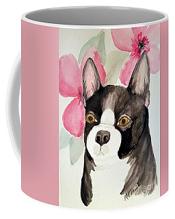 Coffee Mug featuring the photograph A Boston Portrait by Maria Urso