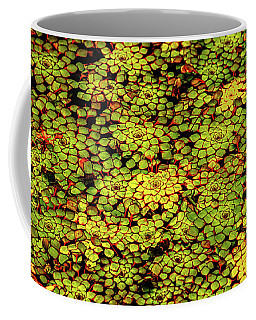 A Botanical Mosaic Coffee Mug