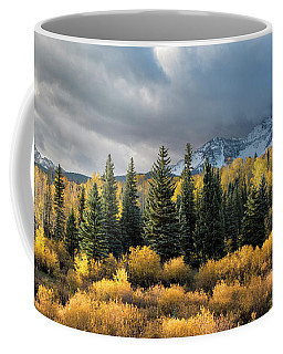 A Break In The Clouds Coffee Mug