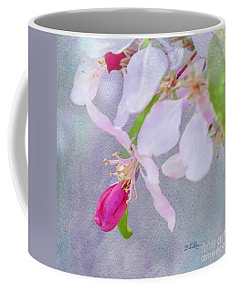 Coffee Mug featuring the photograph A Breath Of Spring by Betty LaRue