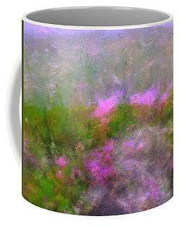 A Breeze In Monet's Garden Coffee Mug by Connie Handscomb