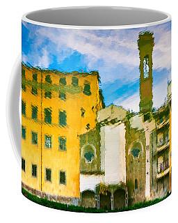A Breeze Over Florence Coffee Mug
