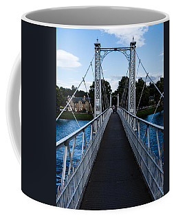 A Bridge For Walking Coffee Mug