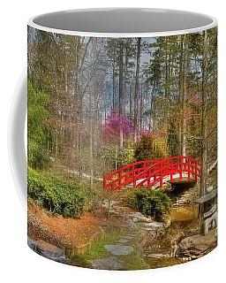 A Bridge To Spring Coffee Mug