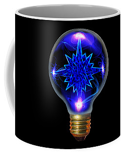 Coffee Mug featuring the photograph A Bright Idea by Shane Bechler