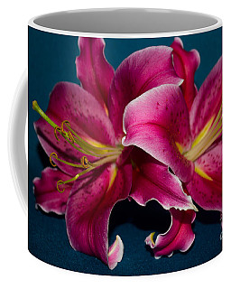 A Bunch Of Beauty Floral Coffee Mug