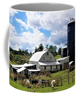 A Busy Farm Coffee Mug