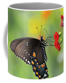 A Butterfly  Coffee Mug