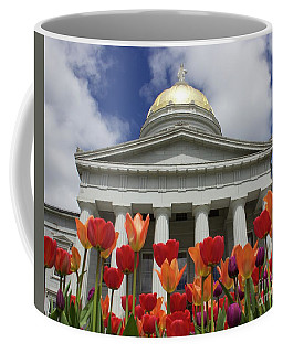 A Capitol Day Coffee Mug
