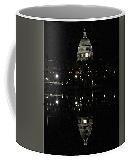 A Capitol Reflection Coffee Mug