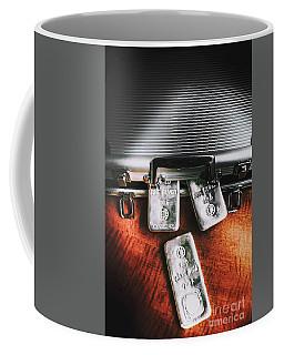 A Case For Precious Metals Coffee Mug