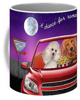 A Chance For Romance Coffee Mug