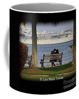 A Charleston Kiss Coffee Mug