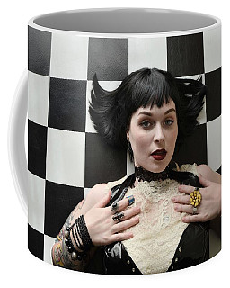 A Checkered Past... Coffee Mug