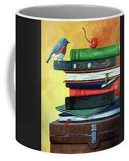 A Cherry On Top Coffee Mug