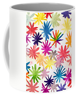 Coffee Mug featuring the photograph A Child's Creation #1 - Donation by Suri