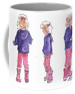 A Childs Pose Coffee Mug