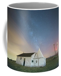 A Church In Fafe Coffee Mug