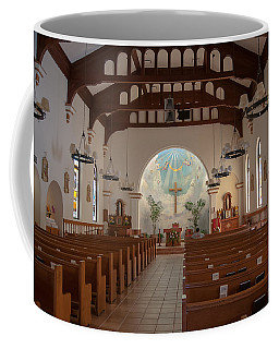 Coffee Mug featuring the photograph A Church Is Really Never Empty by Monte Stevens