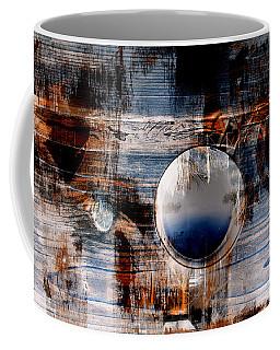 A Cloud Coffee Mug