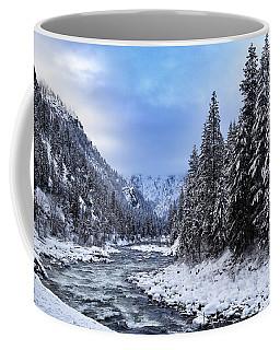 A Cold Winter Day  Coffee Mug