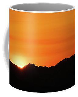 A Colorado Sunset Coffee Mug