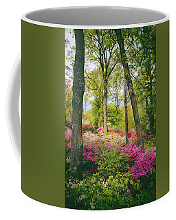 A Colorful Hillside Coffee Mug